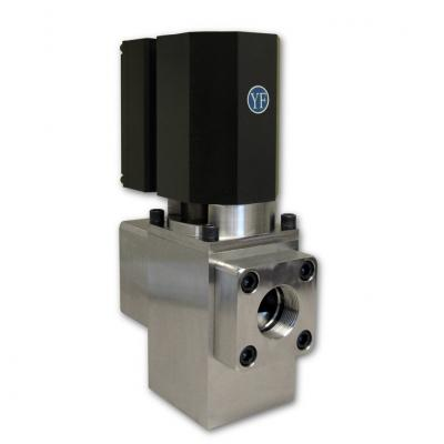 YF 8641 Series Integrated Natural Gas Fuel Control Valves