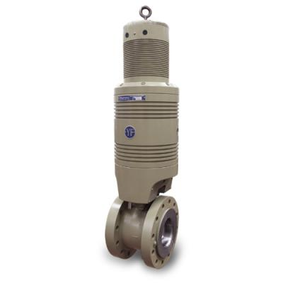 YF 8655 Series Electric Stop/Ratio Valve